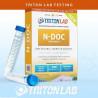 Triton Lab N-DOC Organics Test