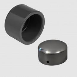 PVC end cap 25mm